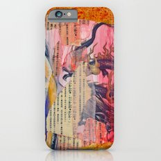 Collage Love - Zhong Long Slim Case iPhone 6s