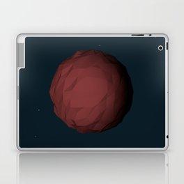 Planet Mars Low Poly Laptop & iPad Skin