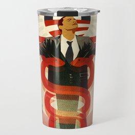 Obama Care Travel Mug