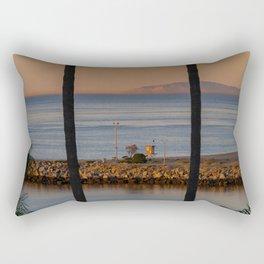SoCal Sunrise Rectangular Pillow