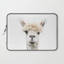 Alpaca Bangs Laptop Sleeve