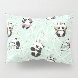 Panda Pattern 04 Pillow Sham