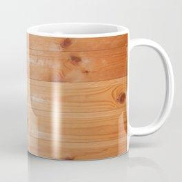 Bath sauna is steamied in a wooden house Coffee Mug
