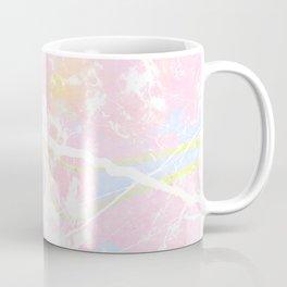 Pastel Candy Pollock marble Coffee Mug