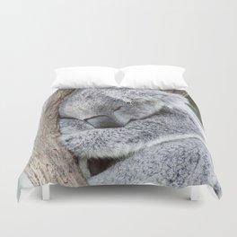 Sleeping Koala Duvet Cover