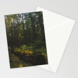Mt Hood National Forest - Pacific Crest Trail, Oregon Stationery Cards