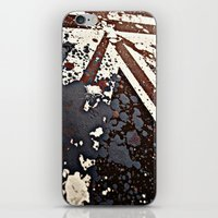 uk iPhone & iPod Skins featuring UK  by Kees
