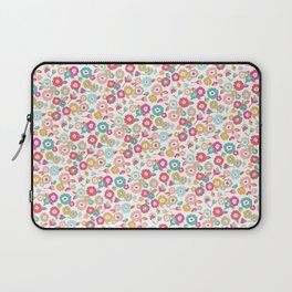 Fleurette Laptop Sleeve