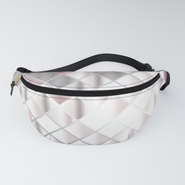 Glass Square 5 Fanny Pack