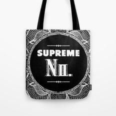 Supreme No Tote Bag