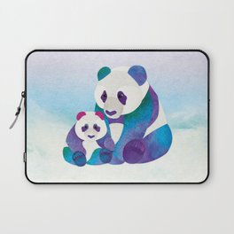 Alfie & Alice the Pandas Laptop Sleeve
