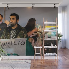 Auxilio Wall Mural