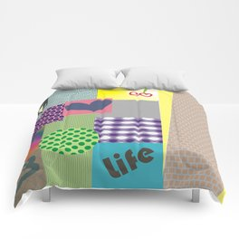 geometrico Comforters