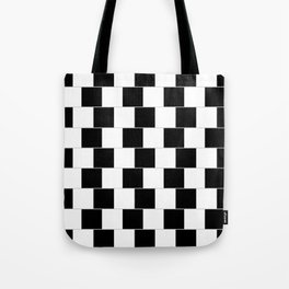 blackwhite Tote Bag