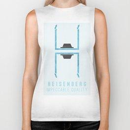 Breaking Bad: Heisenberg - Impeccable quality Biker Tank