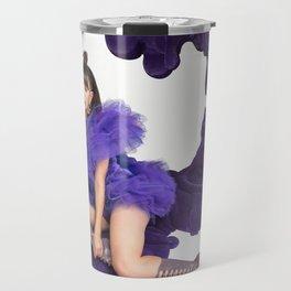 Charli XCX Focus / No Angel Travel Mug