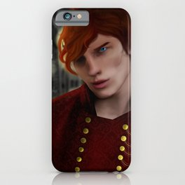 Kell Maresh - Shades of Magic / A darker shade of magic by V. E. Schwab iPhone Case