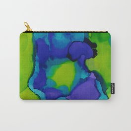 Purple and green dreams Carry-All Pouch
