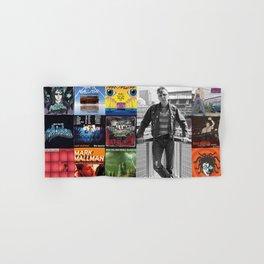 Mark Mallman - Album Compilation Hand & Bath Towel