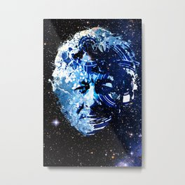 Doctor Who - Three Metal Print