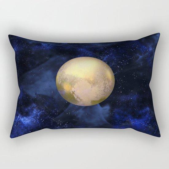 Hello Pluto! Rectangular Pillow