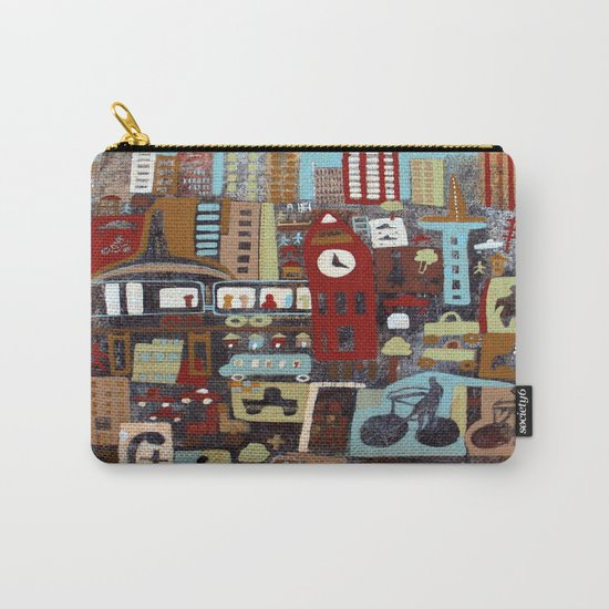 City, City Carry-All Pouch