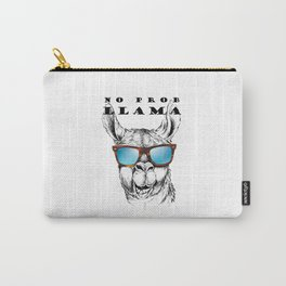 No Prob Llama Carry-All Pouch