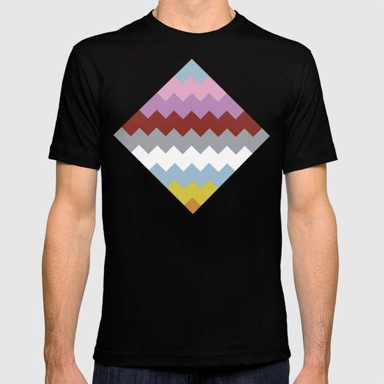 Map Quilt T-shirt