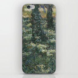 Undergrowth iPhone Skin