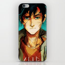 the son of neptune iPhone Skin