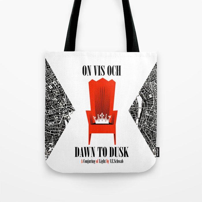 ACOL - On Vis Och Tote Bag