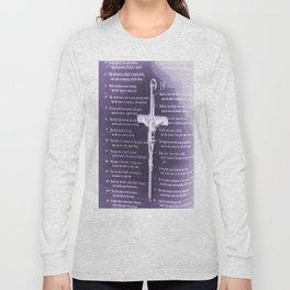 The Word Long Sleeve T-shirt