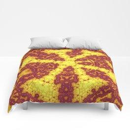Fractal Texture 7 Comforters