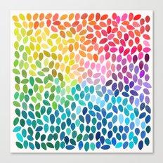 rain 11 Canvas Print