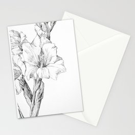 Julie de Graag - Gladiolus Stationery Cards