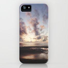 Sunrise over the Beach iPhone Case