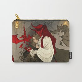 Dashing Demon Carry-All Pouch
