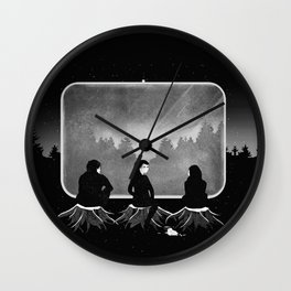 For your Pleasure Wall Clock