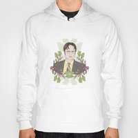 battlestar Hoodies featuring Bears, Beets and Battlestar Galactica by Laura Francis Design