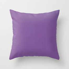 Amethyst Throw Pillow