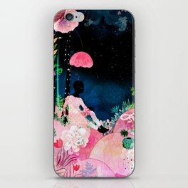 island night iPhone Skin