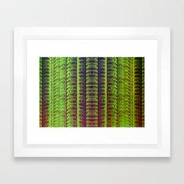 Metropolis #3 Framed Art Print