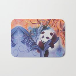 Panda's Dayddream Bath Mat