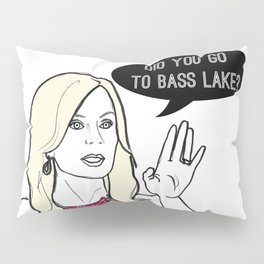 Bass Lake Pillow Sham