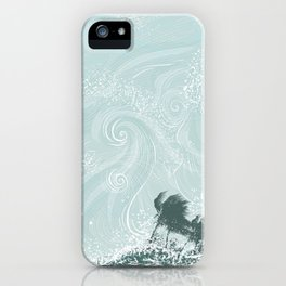 The Topic of Tropics iPhone Case