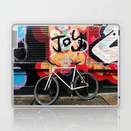 Joy & bike Laptop & iPad Skin