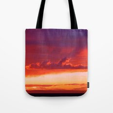 Clouds and Shadows Tote Bag