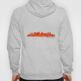 Philadelphia City Skyline Hq V2 Hoody