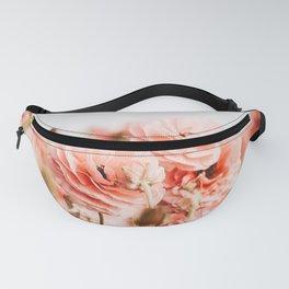 Field of Flowers #pink#flowers Fanny Pack