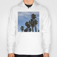 palms Hoodies featuring Palms by americanmom